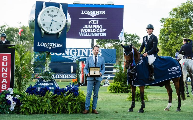 Longines FEI Jumping World Cup North American League - Wellington ; Ski alpin ; 2019
