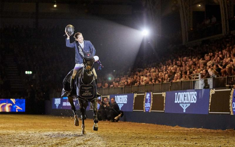 Olympia - The London International Horse Show ; Saut d'obstacles ; 2019