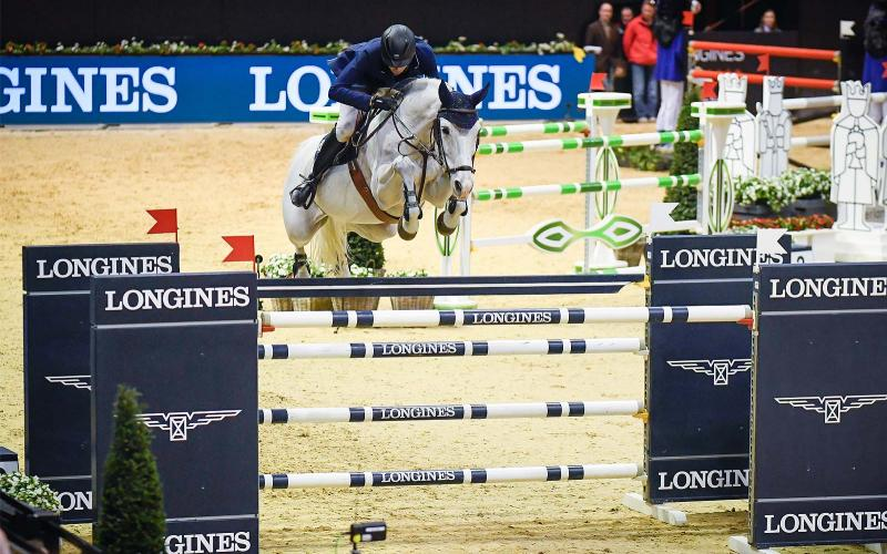 Four days of exciting competitions and exceptional performances for the Longines CSI Basel 2019