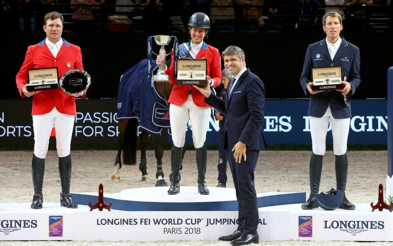Longines FEI World Cup; Jumping Final; 2017-2018