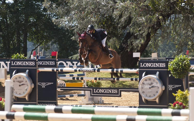 Longines FEI World Cup North American League - Valle de Bravo;Jumping;2016
