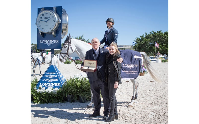 Longines FEI World Cup North American League - Wellington, Florida;jumping;2016