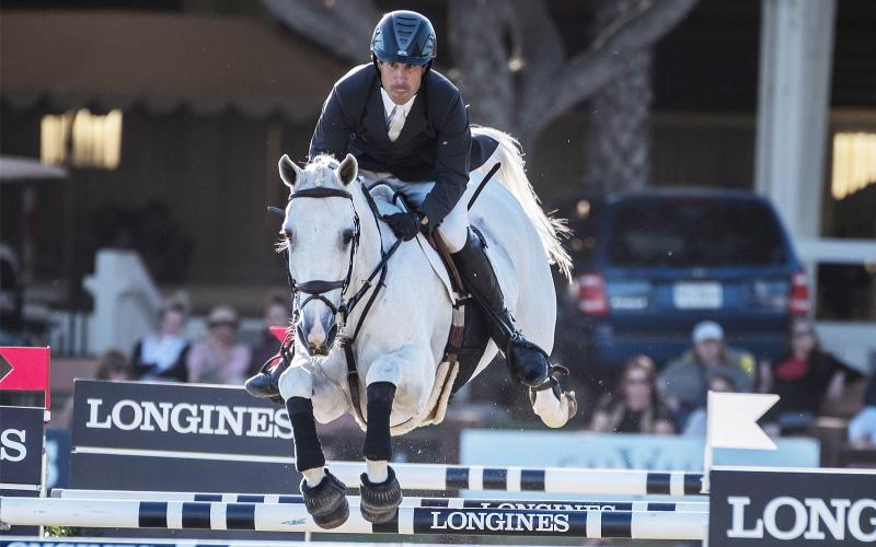 Longines FEI World Cup North American League - Del Mar; Jumping; 2017