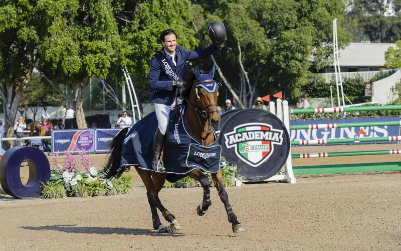 Longines FEI World Cup North American League; Guadalajara