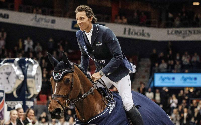 Henrik von Eckermann et Mary Lou 194 remportent la <i>Longines FEI World Cup™ Jumping</i> à Göteborg