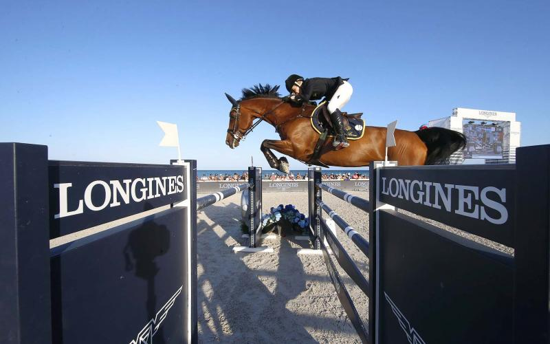 Longines Global Champions Tour; Miami