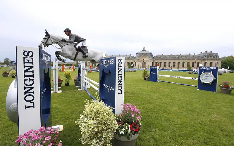 Longines Global Champions Tour of Chantilly 2016;Jumping;2016