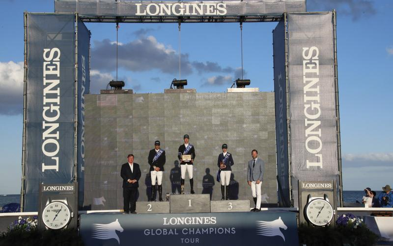 Longines Global Champions Tour de Miami ; Saut d'obstacles ; 2019
