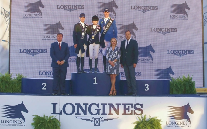 Miami Beach a lancé le Longines Global Champions Tour 2016