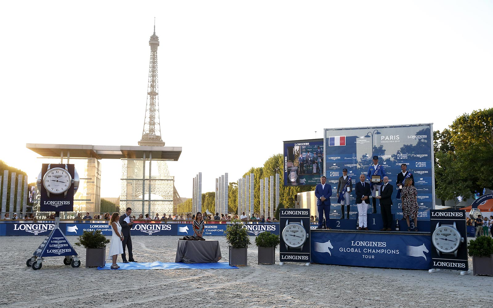 Longines Paris Eiffel Jumping:  Unmissable weekend of competition at the very heart of the French capital