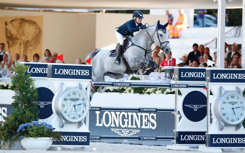 Longines Global Champions Tour of Roma; Jumping; 2017