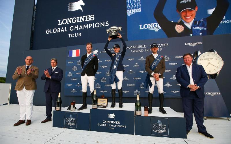 Longines Global Champions Tour of St-Tropez; Jumping; 2019