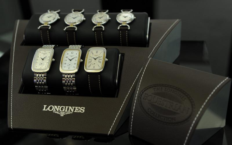 The brand presented the newly expanded Longines Equestrian Collection at the inaugural Longines Hat Party.