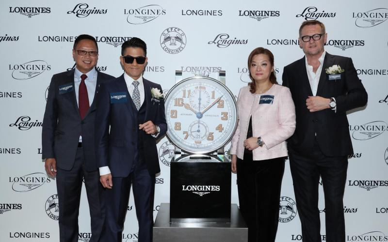 LONGINES Heritage of Aviation Exhibition con apertura della nuova iSQUARE Boutique