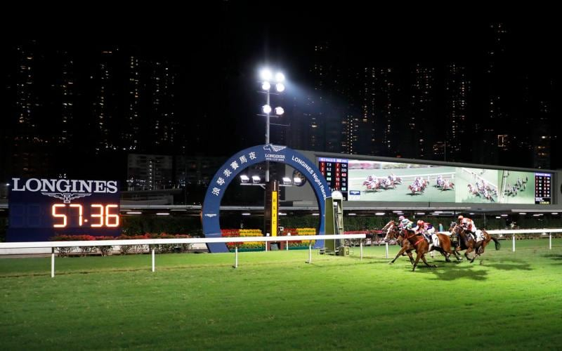 Longines HKIR Prelude Race Night; Hong Kong; 2018; Horse Racing;