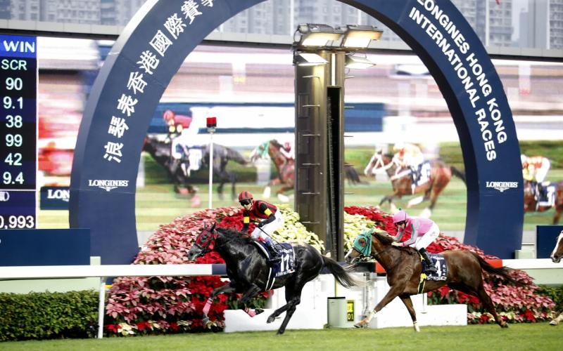 Longines Hong Kong International Races – The horse racing event of the end of the year