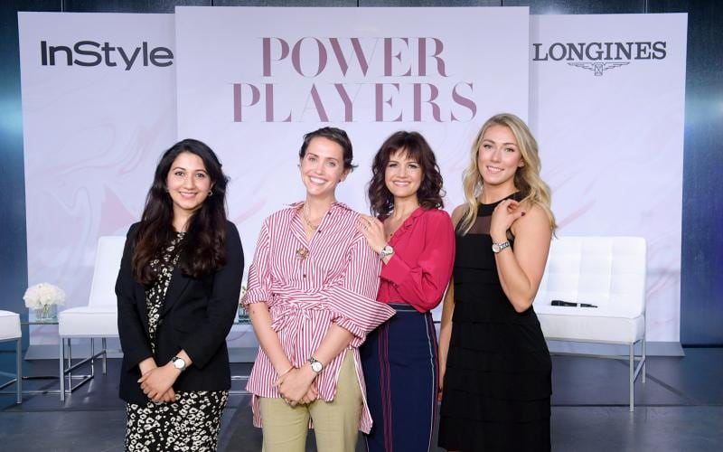 Longines Hosts Panel of Female Power Players, Including Mikaela Shiffrin, and Launches New Conquest Classic Timepieces at The Shed at Hudson Yards