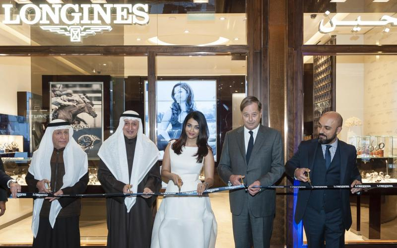 Aishwarya Rai Bachchan, Kuwait, boutique opening, first boutique in Kuwait
