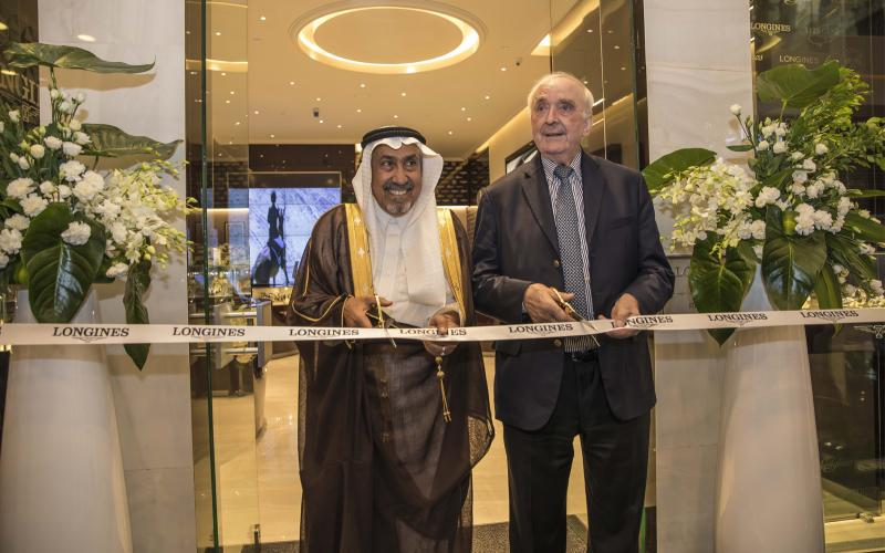 Longines inaugurates its new Boutique in Riyadh