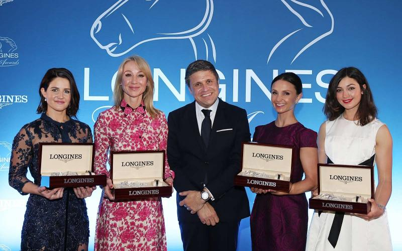 Longines Ladies Award; Equestrian; Washington; 2017