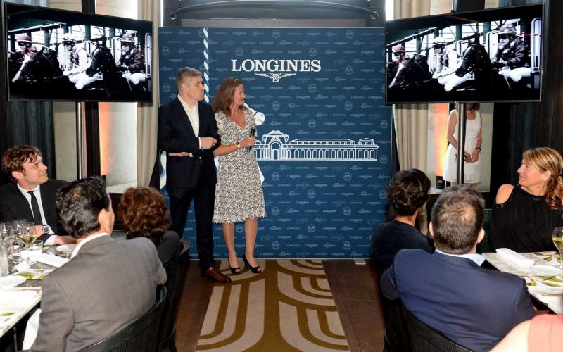 Longines launches two horseracing TV spots