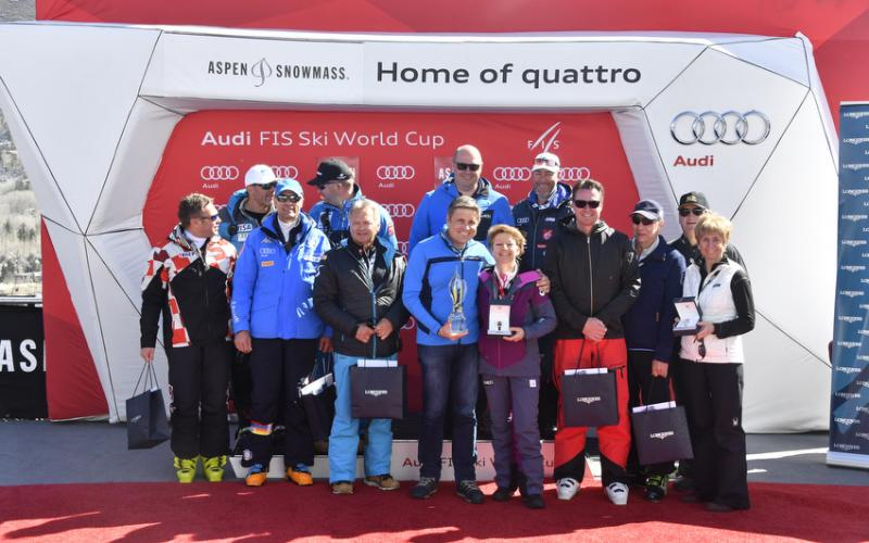FIS Alpine World Cup 50th anniversary; March; 2017; The Longines Saint-Imier Collection