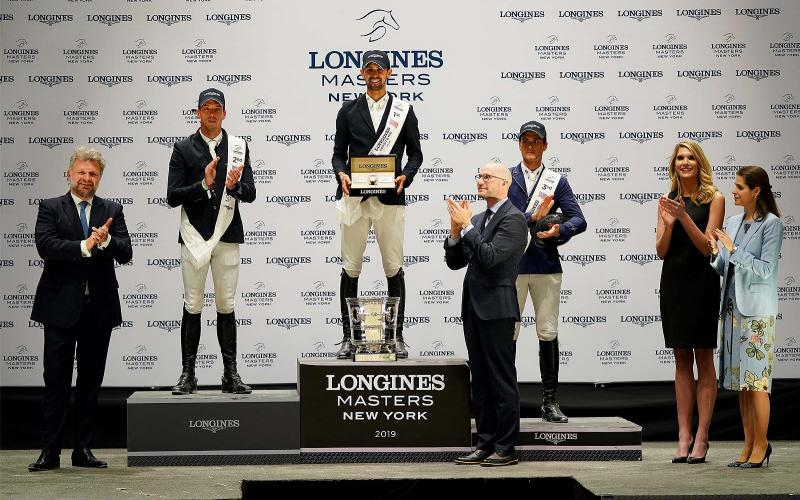 Longines Masters of New York; Jumping; 2019