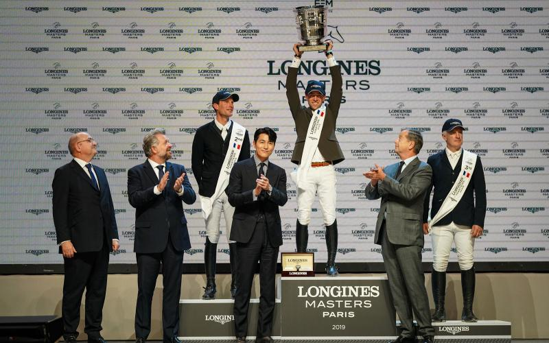LONGINES Masters in PARIS; Springen; 2019