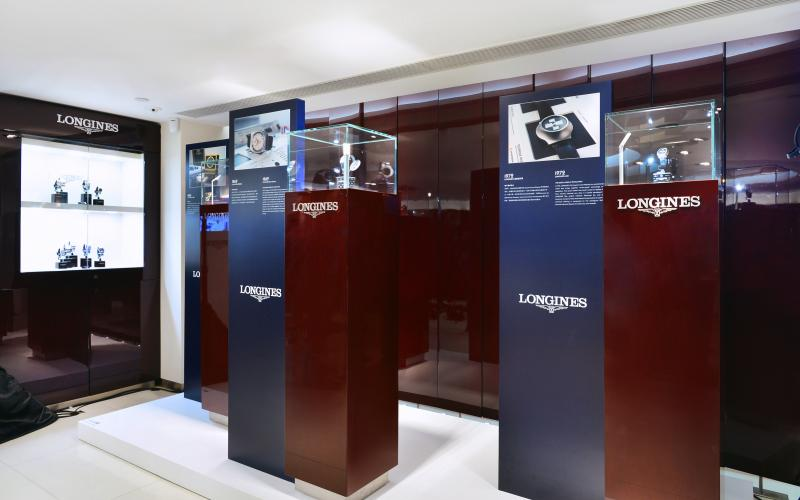 Longines officially launched the Conquest V.H.P. Collection in Hong Kong
