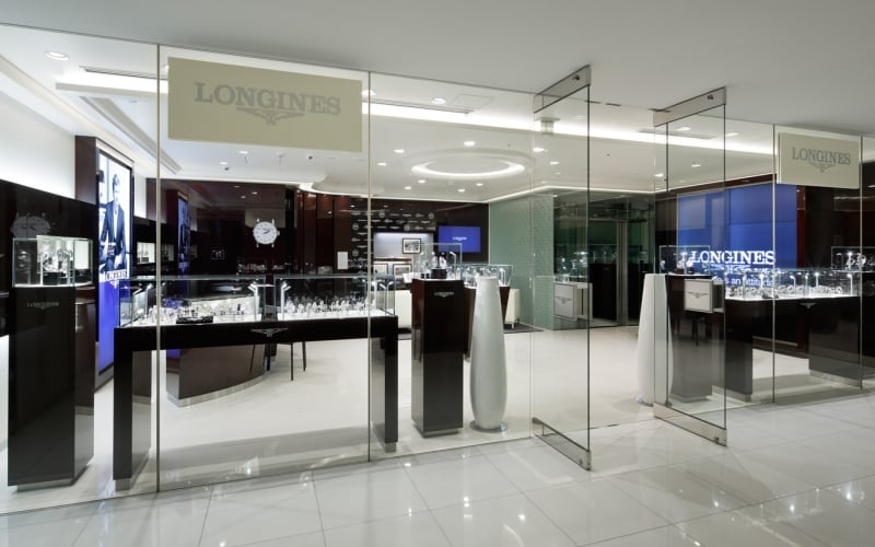 Longines opens its first monobrand boutique in Japan;Corporate;Boutique Opening;Tokyo;2016