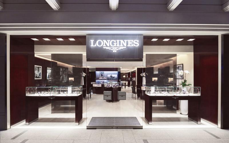 Longines opens its Flagship Boutique in Orchard Road, Singapore