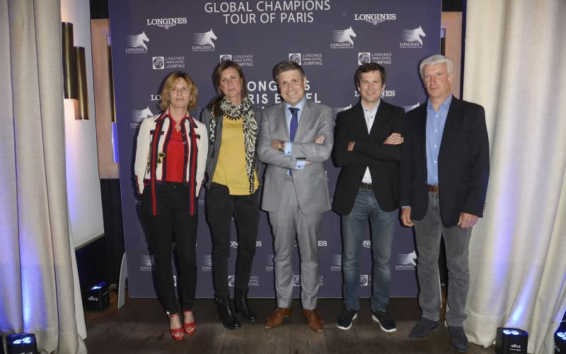 A subtle mix of high-level sport and elegance for the next Longines Paris Eiffel Jumping