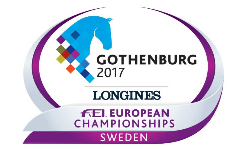 the Longines FEI European Championships; Sweden; April; 2017