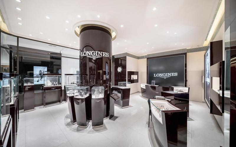 Longines ; nouvelle boutique ; Xi'an; 2019