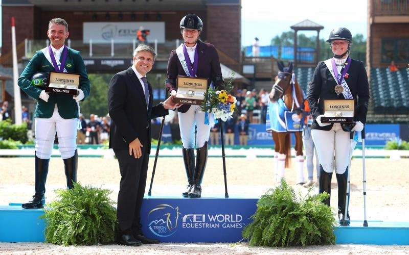 WEG, World Equestrian Games 2018, Tryon, Record Collection