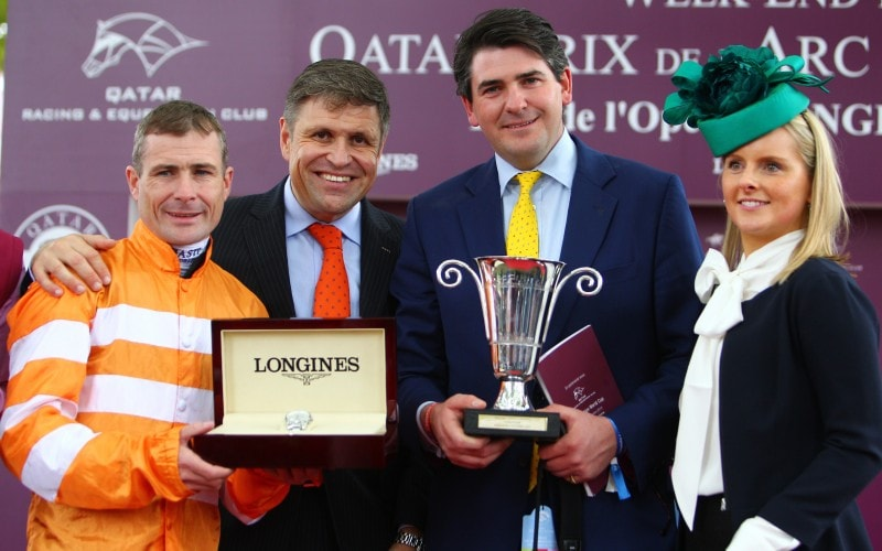 Qatar Prix de l'Arc de Triomphe : a thrilling race day timed by Longines
