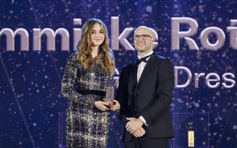 Semmieke Rothenberger ; prix ; Longines FEI Rising Star 2019