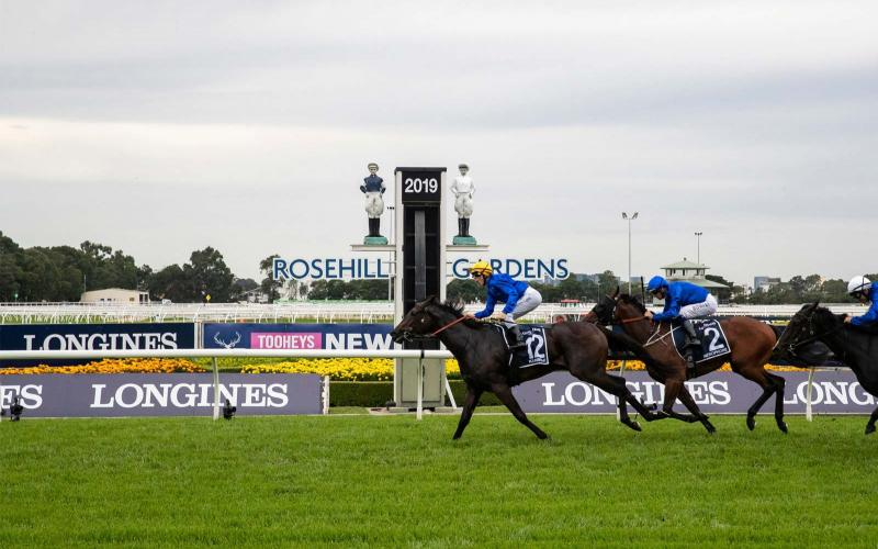 Kiamichi; 63rd run; Longines Golden Slipper