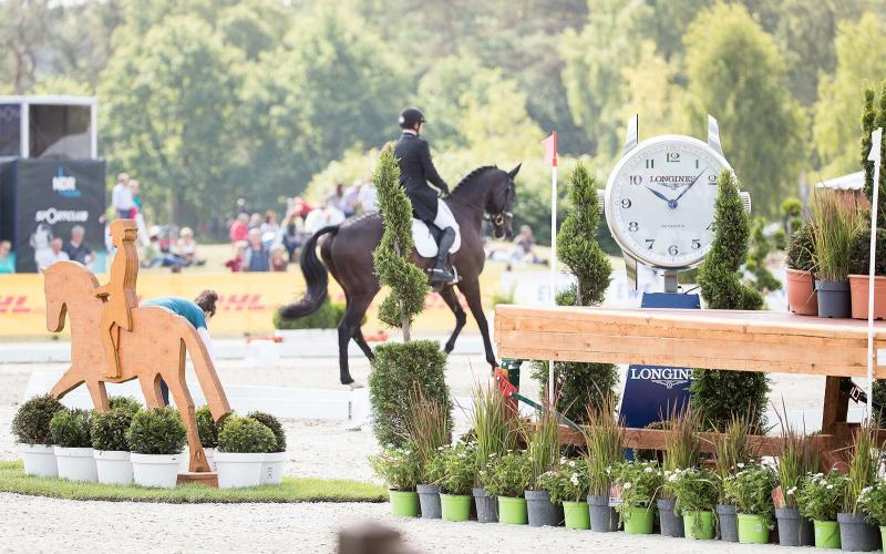 Title Partner; 2019 Longines FEI Eventing European Championships
