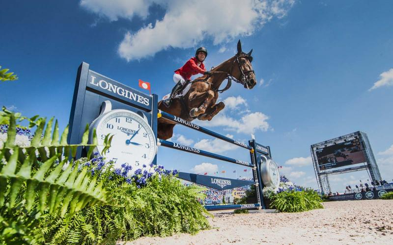Team America and Team Netherlands reigned supreme in the Team Jumping and Para-Dressage Championships at FEI World Equestrian Games Tryon 2018