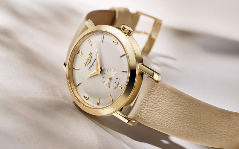 The Flagship Heritage by Kate Winslet timepieces' auction has helped raised significant amount for the benefit of the Golden Hat Foundation