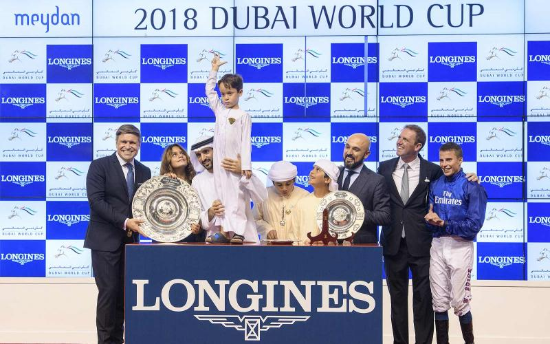 Dubai World Cup & Longines Dubai Sheema Classic