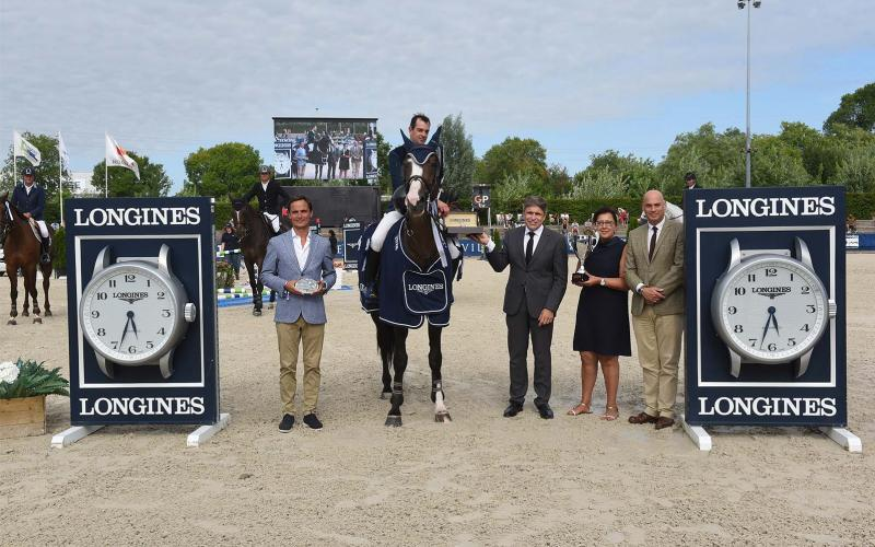 The Longines Grand Prix of the Région Normandie concludes a successful second edition of the Longines Deauville Classic