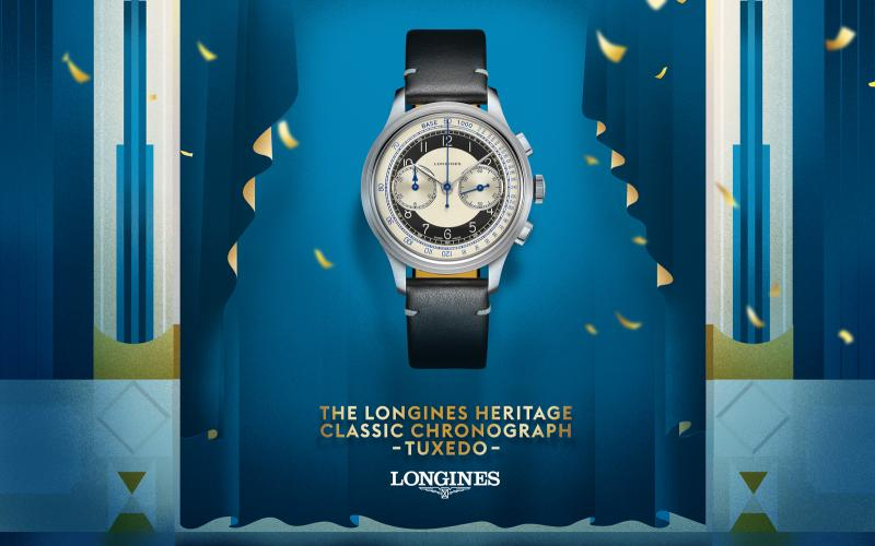 The Longines Heritage Classic – Tuxedo: a glimpse into the wild parties of the late 1940s