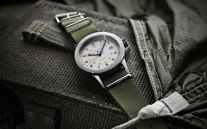 The Longines Heritage Military COSD – History and Performance brought together in a military watch
