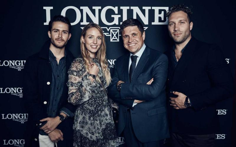 The Longines Master Collection: Launch of new models featuring a blue dial in Sydney
