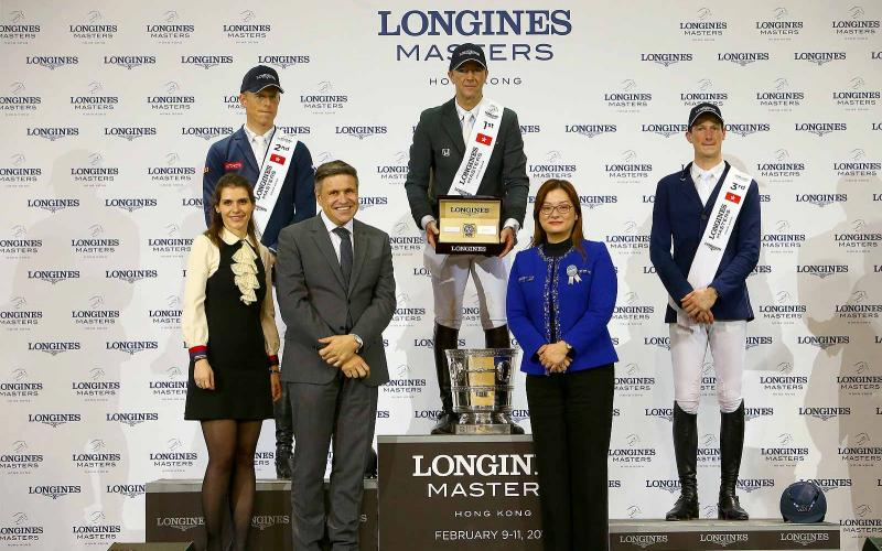 The Longines Masters of Hong Kong; Patrice Delaveau; Aquila HDC; Longines Grand Prix win