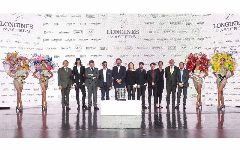 The Longines Masters of Paris – A series launch marked by all the elegance of French style