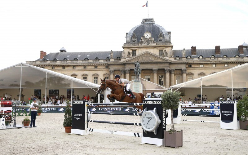 The Longines Paris Eiffel Jumping: a thrilling competition in the very heart of the City of Light