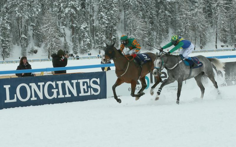 White Turf - 1st Raceday; Horse Racing; 2019